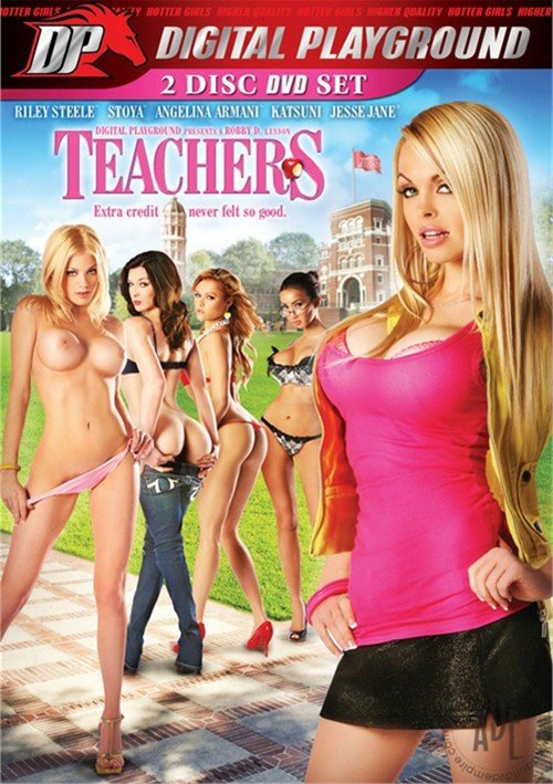 Учительницы / Teachers [Robby D / Digital Playground] / 2009 / BDRip 720p