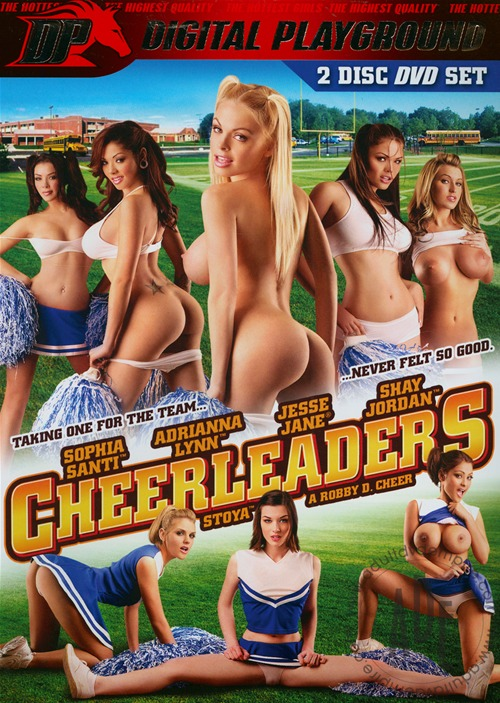 ������ ��������� / Cheerleaders [Robby D / Digital Playground] / 2008 / BDRip 720p