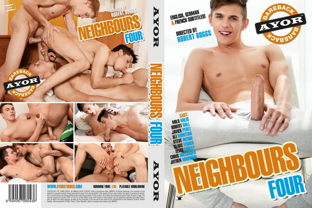 Соседи 4 / Neighbours 4 [Robert Boggs/Ayor Studios] / 2014 / HD 720