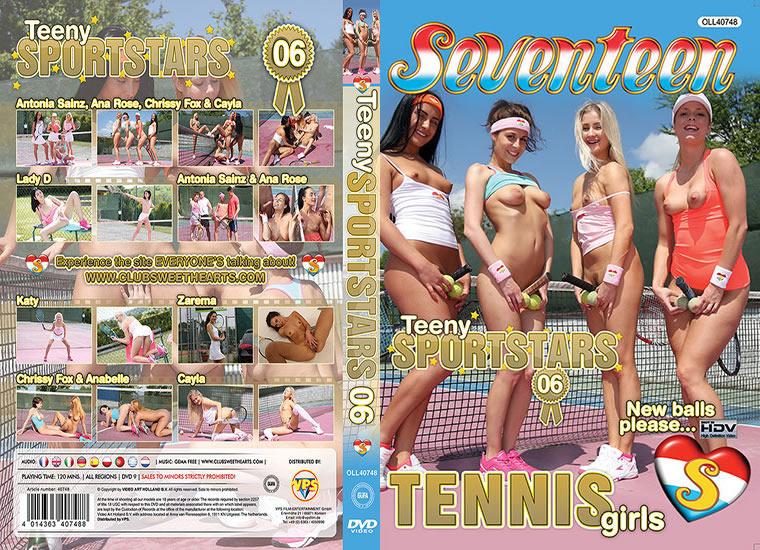 Маленькие спортивные звёзды 6 / Teeny Sportstars 6 [Seventeen] / 2015 / DVDRip