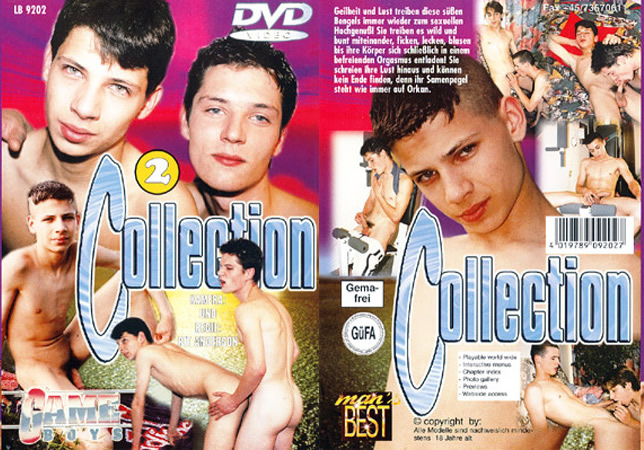 ����������� ����. ��������� 2. ����� ������� / Game Boys Collection 2 - Lustschreie [Pit Anderson/Man's Best] / 1990 / VHSRip