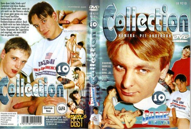 Мальчишечьи игры. Коллекция 10. Разрушители / Game Boys Collection 10 (Crash Kids) [Jan Dandy/Man`s Best / Load XXX] / 1996 / DVDRip