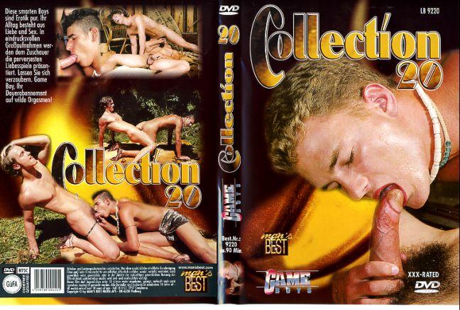 Мальчишечьи игры. Коллекция 20. Порывы юности + Зеркальный дрочила / Game Boys Collection 20. Junge Triebe + Spiegelwichser [Man's Best] / 1994 / SD
