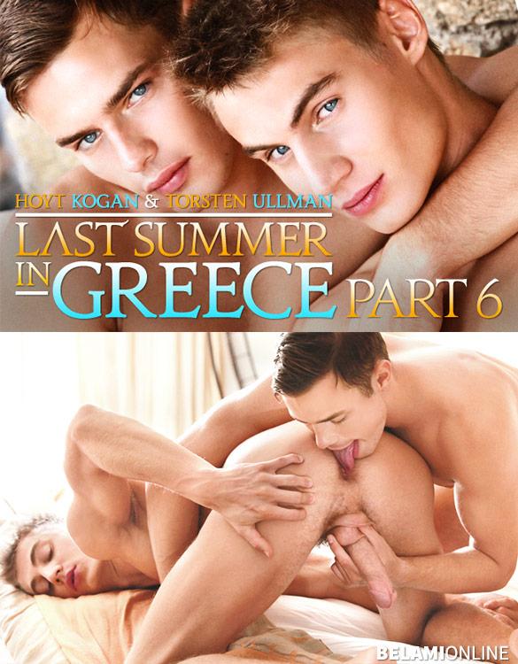 Прошлым летом в Греции. Часть 6 / Last Summer In Greece, Part 6 [BelAmiOnline.com] / 2016 / HD