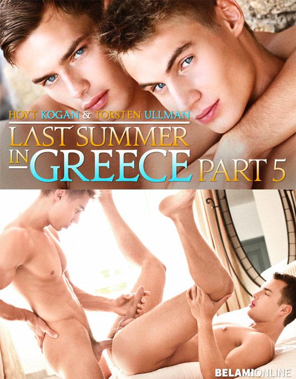 ������� ����� � ������. ����� 5 / Last Summer In Greece, Part 5 [BelAmiOnline.com] / 2016 / HD
