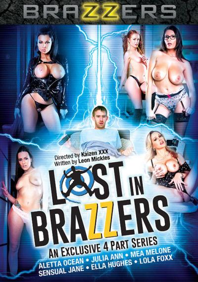 Потерянные в Brazzers/ Lost in Brazzers [Brazzers] / 2016 / DVDRip