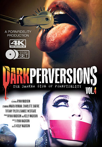 Темные Извращения 4 / Dark Perversions 4 [Ryan Madison/Porn Fidelity] / 2016 / DVDRip