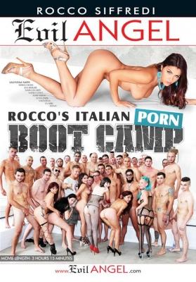 Сцена Учебный Итальянский Порно Лагерь Рокко / Roccos Italian Porn Boot Camp [Rocco Siffredi/Evil Angel] / 2016 / DVDRip