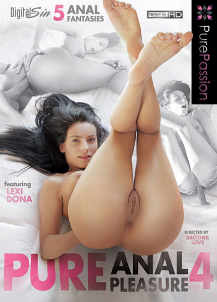 ������ �������� ������������ 4 / Pure Anal Pleasure 4 [Brother Love/Pure Passion] / 2015 / DVDRip