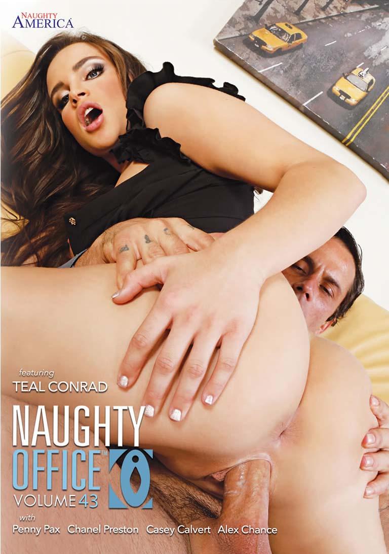���������� ���� 43 / Naughty Office 43 [Naughty America] / 2016 / DVDRip