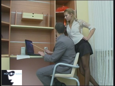Новая работница / Мария Каширова - Новая работница / 2008 / DVDRip